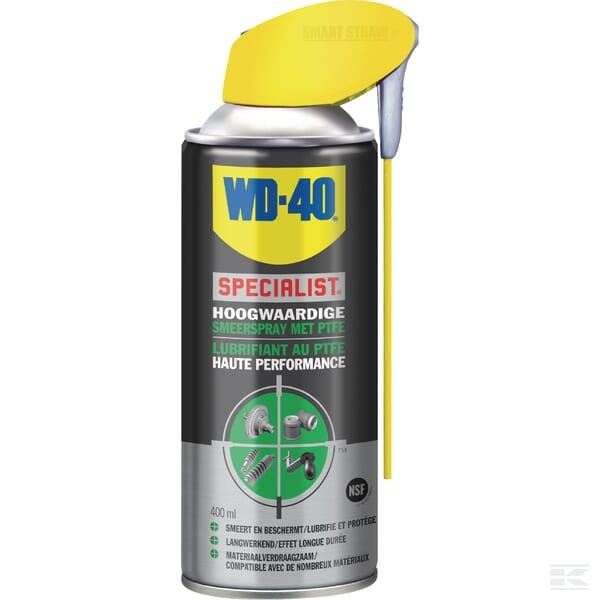 WD40 Specialist PTFE Schmierspray 400 ml