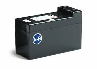 Batterie 7,5AH 25,2V (Li-ion)