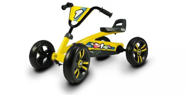 BERG Buzzy Yellow Pedal-Gokart