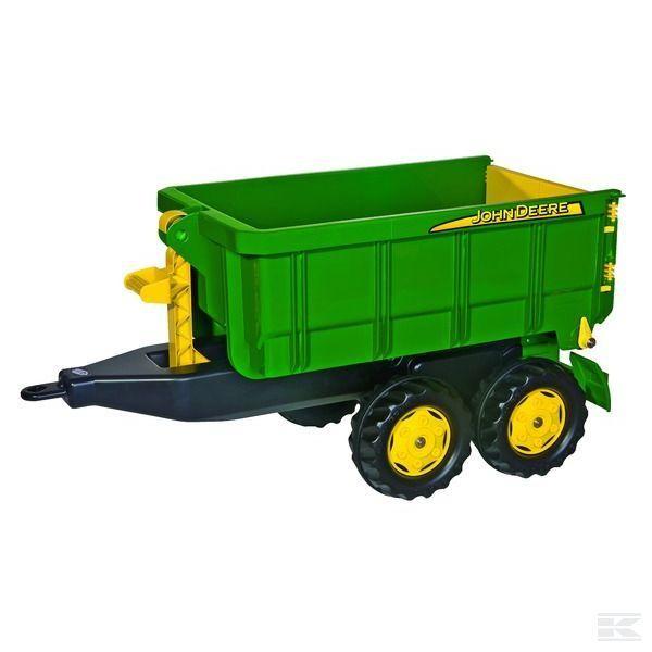 Rolly Toys Hakenliftmulde John Deere