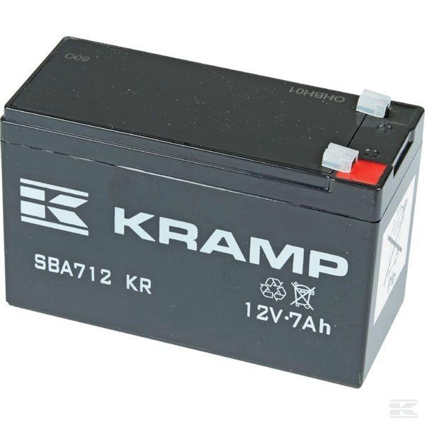 Batterie 12V 7AH geschlossen